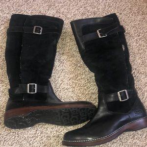 BRAND NEW UGG black boots!